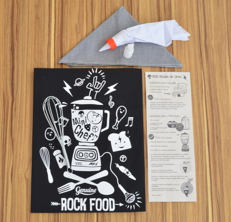 KIT ROCK FOOD