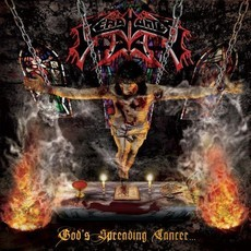 CD HEADHUNTER D.C. - GOD'S SPREADING CANCER (NOVO/LACRADO)