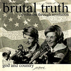 CD BRUTAL TRUTH - EVOLUTION THROUGH REVOLUTION (NOVO/LACRADO)