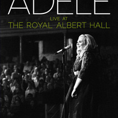 DVD ADELE - LIVE AT THE ROYAL ALBERT HALL (NOVO/LACRADO)