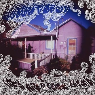 CD THE BLANK TAPES - HOME AWAY FROM HOME (NOVO/LACRADO)