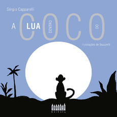 A lua dentro do coco