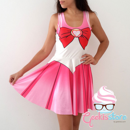 Vestido - Sailor Chibi Moon