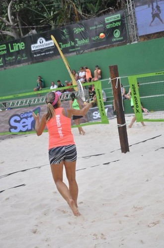 Rede de beach tennis Drop Shot