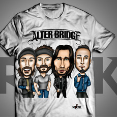 Alter Bridge - Camiseta Exclusiva