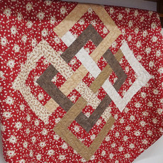 KIT PATCHWORK | INTERLOCKING QUILTING