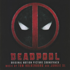 CD DEADPOOL - TRILHA SONORA ORIGINAL (NOVO/LACRADO)