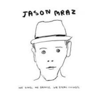 CD JASON MRAZ - WE SING, WE DANCE, WE STEAL THINGS (NACIONAL, USADO)