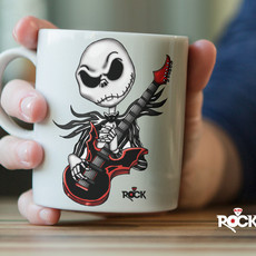 Jack Skellington - Caneca Exclusiva