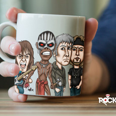 Iron Maiden 2016 - Caneca Exclusiva