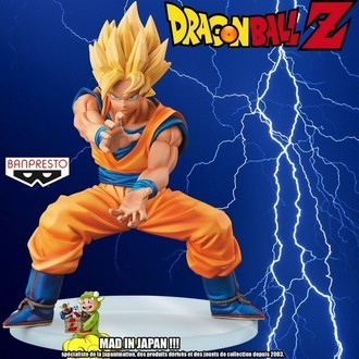 Banpresto Dramatic Showcase Goku SSJ