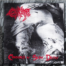 GORE - Reissue Consumed by Slow Decay CD