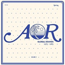 CD VÁRIOS - AOR GLOBAL SOUNDS VOL.2 (1975 - 1983, NOVO/LACRADO)