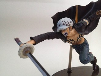 Banpresto Scultures LAW