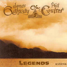 CD JAMES GALWAY AND PHIL COULTER - LEGENDS (IMPORTADO/USADO)