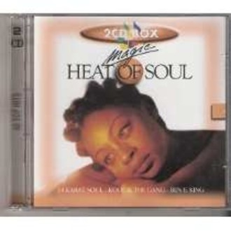 CD HEAT OF SOUL - 14 KARAT SOUL - KOOL & THE GANG - BEN E KING (2CDS)