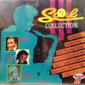 CD SOUL COLLECTION - SOLOMON BURKE, JAMES BROWN, ARETHA FRANKLIN