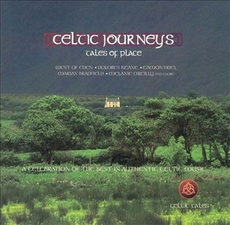 CD VÁRIOS - CELTIC JOURNEYS - TALES OF PLACE (IMPORTADO/USADO)