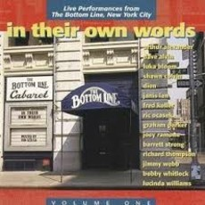 CD VARIOS - IN THEIR OWN WORDS: VOLUME 1 (USADO)