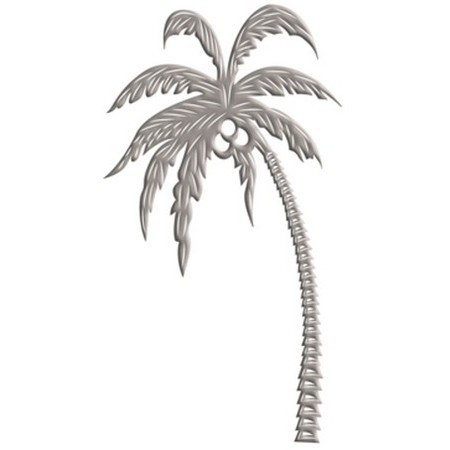 Faca de Corte - YVONE CREATIONS - PALM TREE