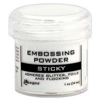 PÓ PARA EMBOSS - STICKY EMBOSSING POWDER RANGER