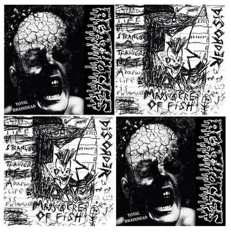 AGATHOCLES/ DISORDER Split CD