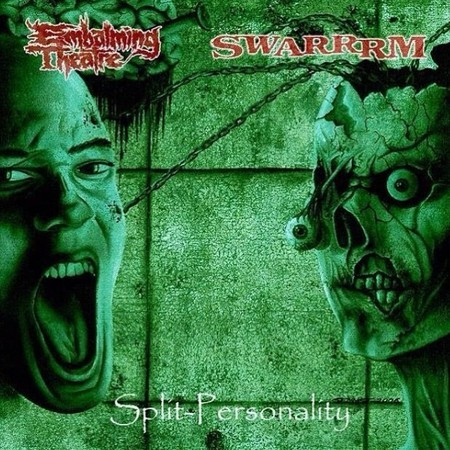 EMBALMING THEATRE/ SWARRRM Split CD
