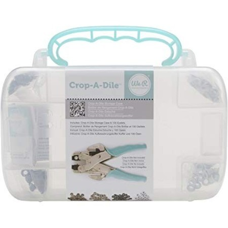 CASE PARA CROP-A-DILE + 100 ILHÓSES - WE MEMORY