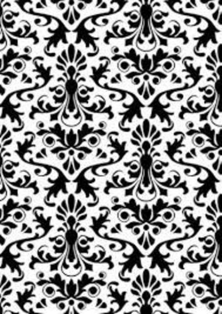EMBOSSING FOLDER DARICE - DAMASK