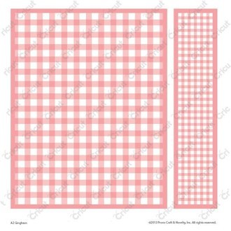 EMBOSSING FOLDER CUTTLEBUG - GINGHAM