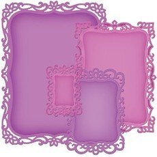 FACA SPELLBINDERS - NESTABILITIES - DECORATIVE LABELS EIGHT