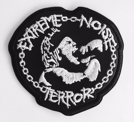 "EXTREME NOISE TERROR ""RING OF CHAIN AND DEAN"" Patch"