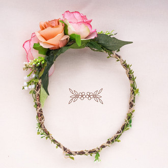 Crown Flowers Fada Jessy