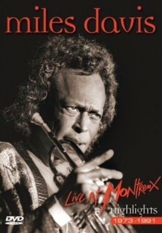 DVD MILES DAVIS ‎- LIVE AT MONTREUX HIGHLIGHTS 1973-1991 (NOVO)