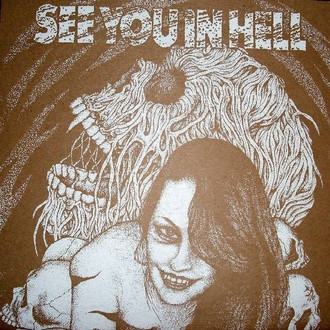 SEE YOU IN HELL - UTOK LP