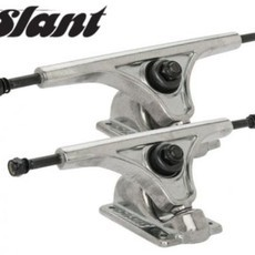 Truck Slant 180mm Invertido Prata