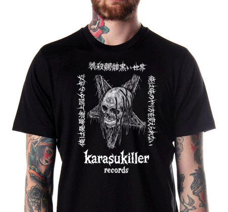 Karasu Anarchy Chaos 3rd World T-Shirt