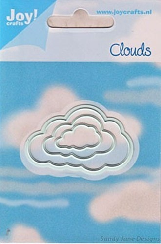 FACA JOY!CRAFTS - CLOUDS
