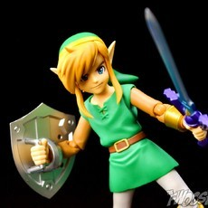 Figma The Legend of Zelda A Link Between Words Ver. Link