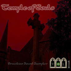 CD VÁRIOS - TEMPLE OF SOULS: BRAZILIAN SOUND SAMPLER VOL. 1 (NOVO)