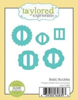 FACA TAYLORED EXPRESSIONS - BASIC BUCKLES