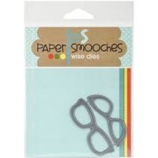 ENCOMENDA - FACA PAPER SMOOCHES - GLASSES