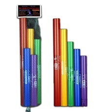 Kit Alterado Médio - Boomwhackers® - 5 tubos