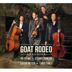 CD YO-YO MA - THE GOAT RODEO SESSIONS (NACIONAL, USADO)