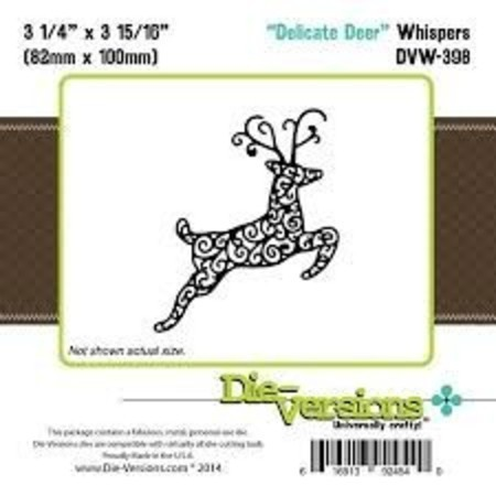 FACA DIE-VERSIONS - DELICATE DEER