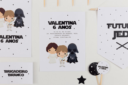 Papelaria Star Wars
