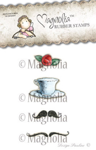 CARIMBO MAGNOLIA - AFTERNOON TEA ROSE KIT