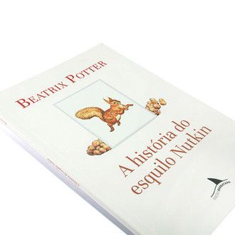 A história do esquilo Nutkin (Beatrix Potter)