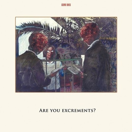 "CSSO ""Are You Excrements?"" LP"