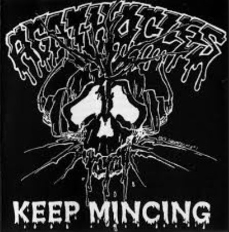 AGATHOCLES - Keep Mincing 2x7""